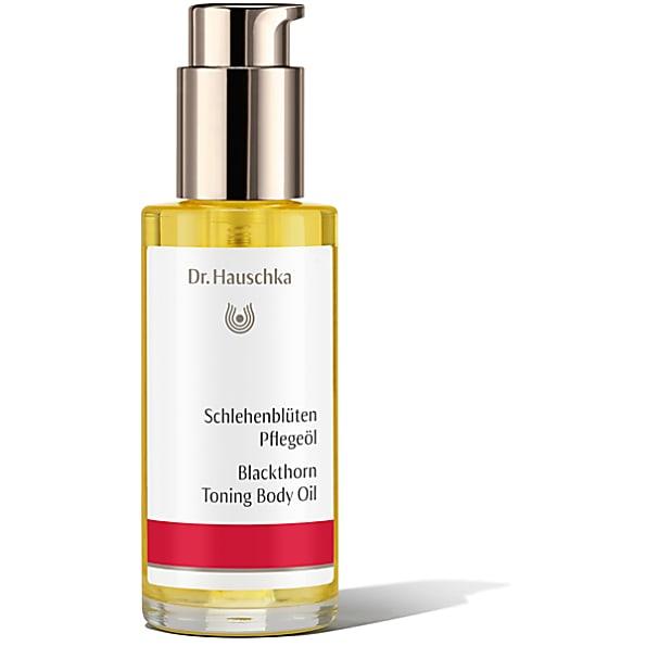 dr. hauschka - huile de soin prunelle - 75 ml