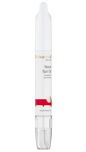 dr. hauschka - huile au neem pour les ongles 4ml