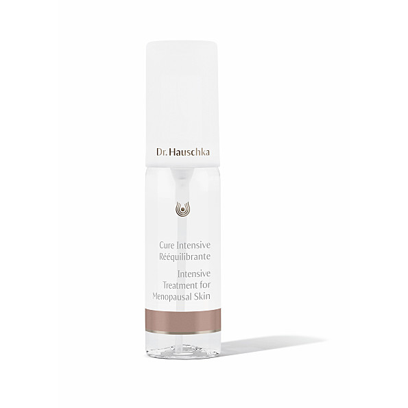 dr. hauschka - cure intensive reequilibrante - peaux matures pendan...