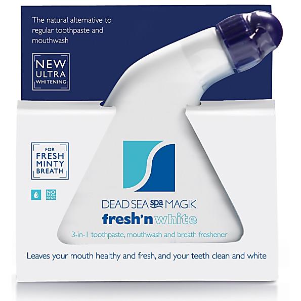 dead sea spa magik - dentifrice fresh ?n