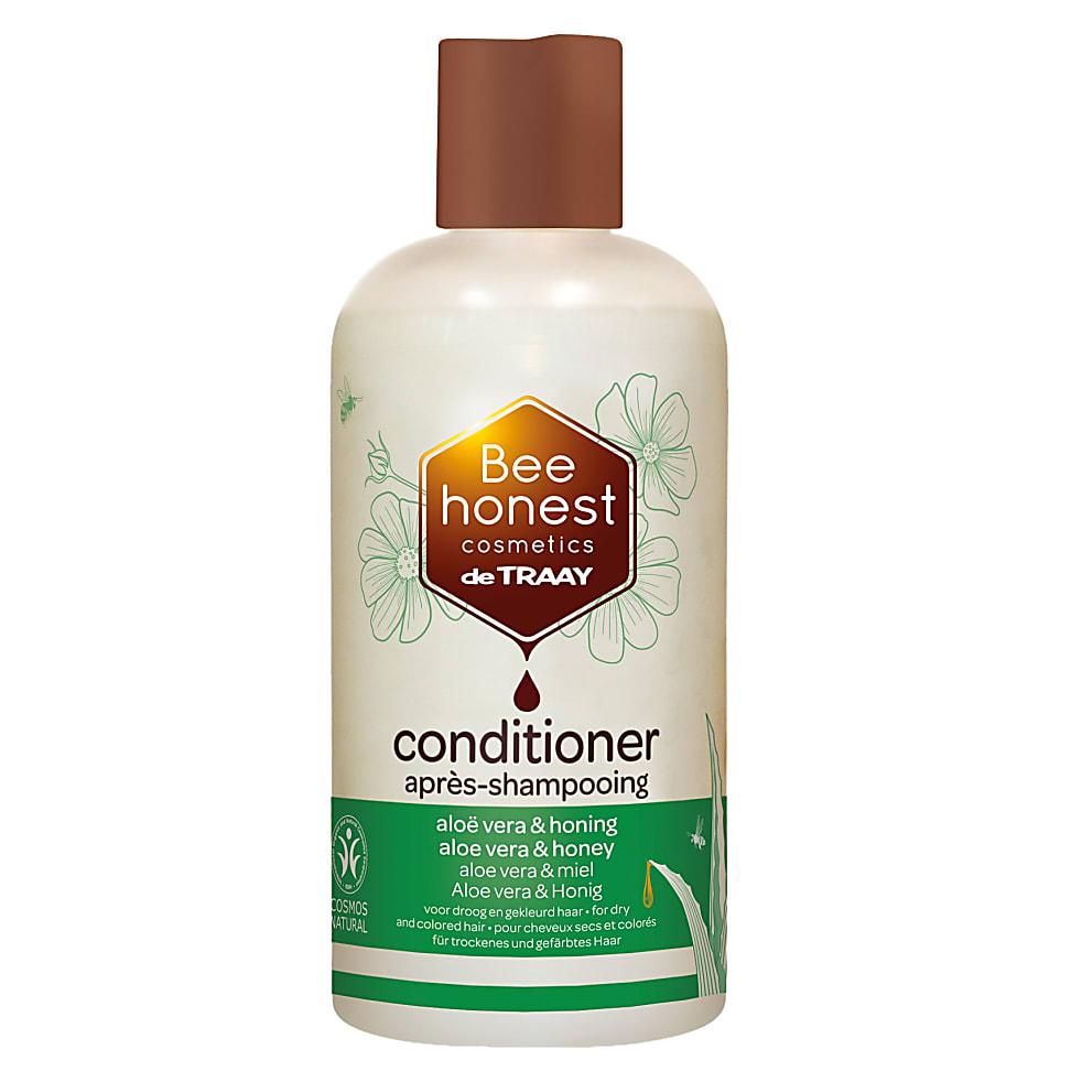 de traay - apres-shampoing - aloe vera - 250 ml