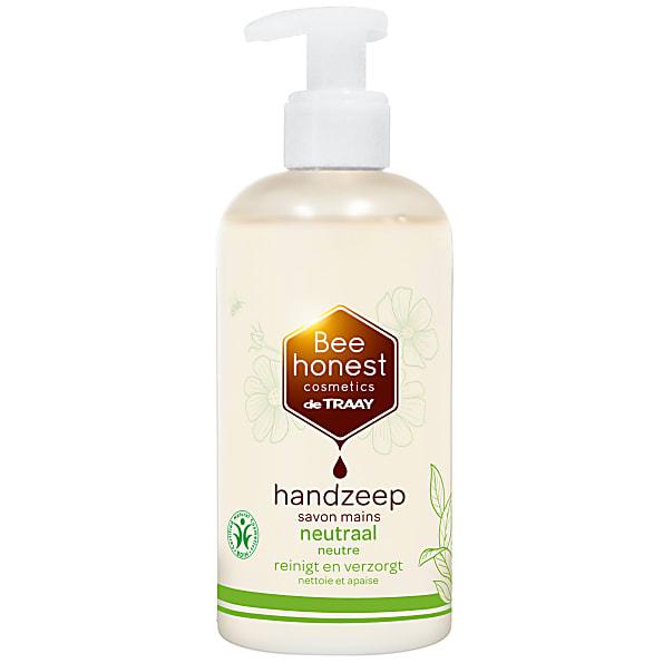 de traay bee - savon pour les mains neutre et hypoallergenique - 300ml