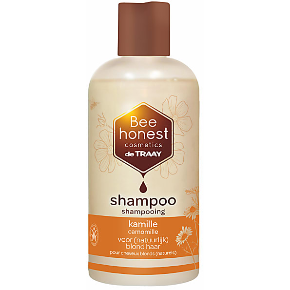 De Traay Bee - Shampoing Cheveux Blonds et Clairs - Camomille - 250ml