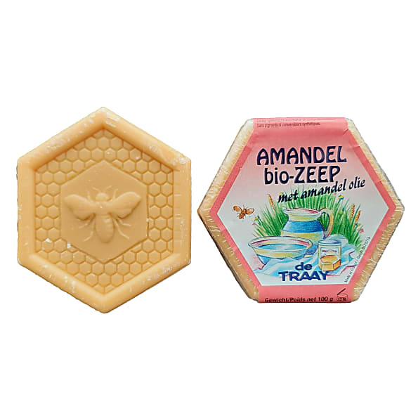 de traay - savon amande - 100g