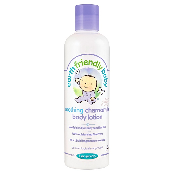 earth friendly baby -  lotion corps bebe (camomille)