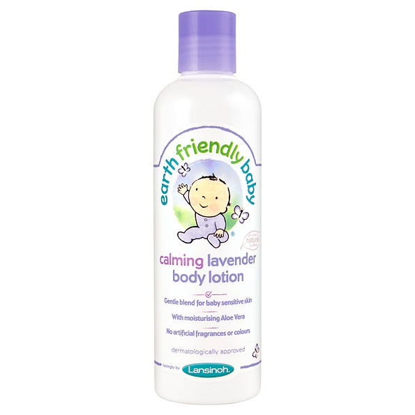 earth friendly baby -  lotion corps bebe (lavender)