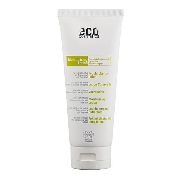 eco cosmetics lotion corporelle