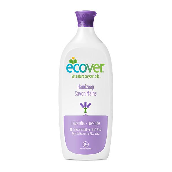 ecover - savon mains - 1 litre (lavender & aloe vera)