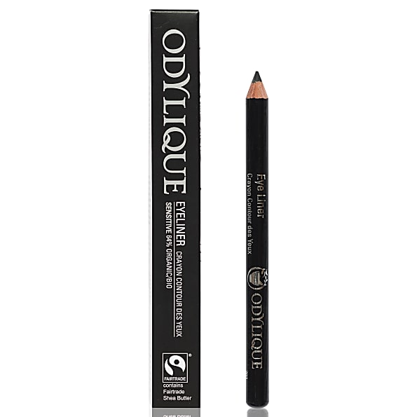 essential care - crayon contour des yeux bio (black)