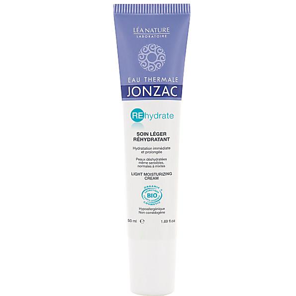 eau thermale de jonzac - soin leger rehydratant