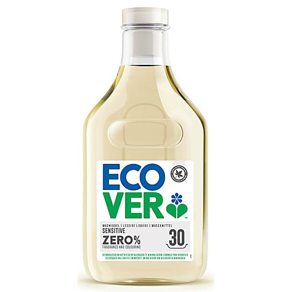 ecover zero - lessive liquide - 1,5 l