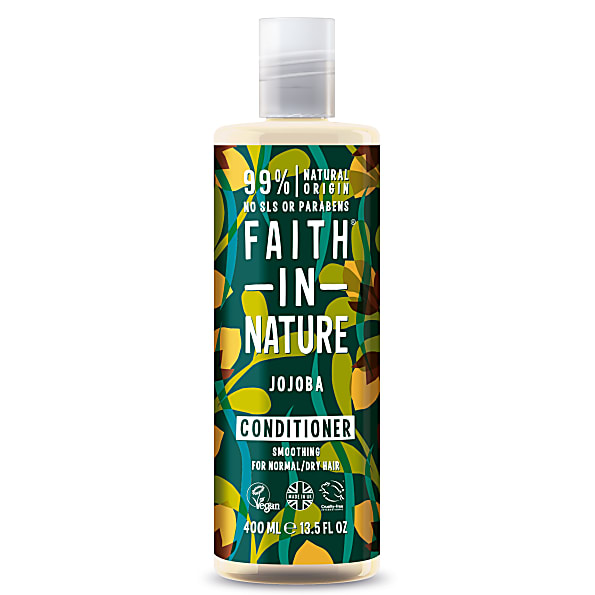 faith in nature apres shampoing jojoba