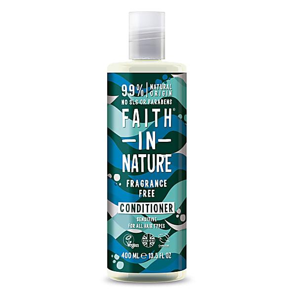 faith in nature apres shampoing sans parfum