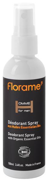 florame homme - deodorant spray