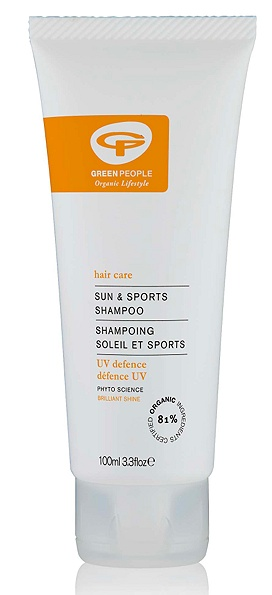 green people - shampooing soleil et sport