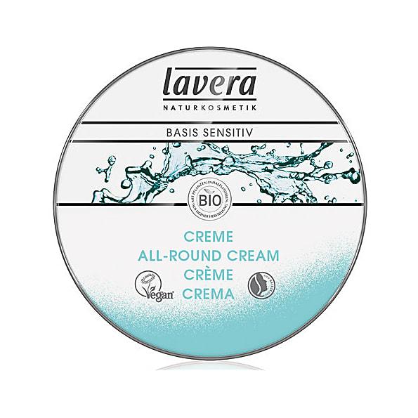 lavera - creme hydratante bio multi-usages - 25 ml