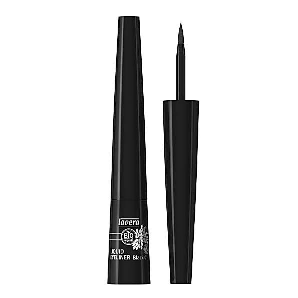 lavera - eye-liner liquide (black)