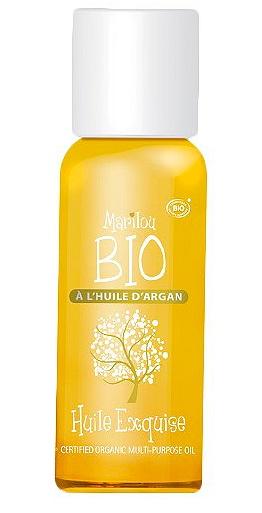 marilou bio - huile exquise argan et sesame