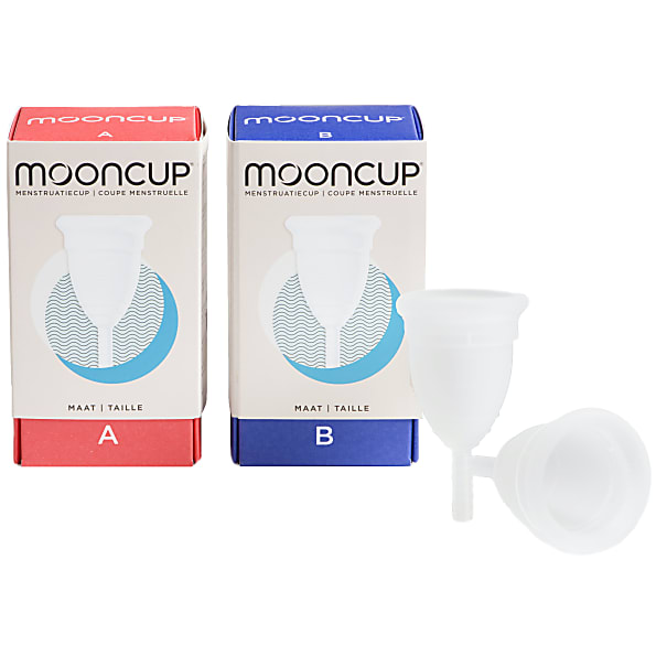 mooncup - coupe menstruelle (taille b)