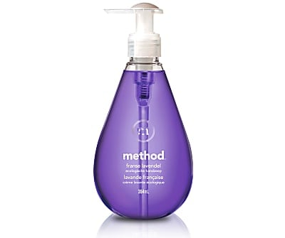 method - creme lavante mains - 354 ml (eau douce)