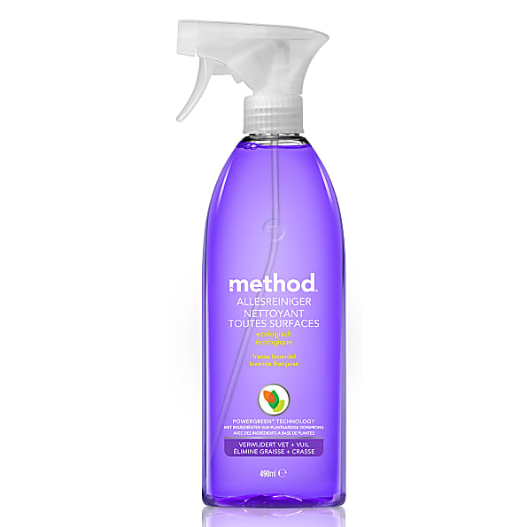 method - nettoyant multi-surfaces - 828 ml (pamplemousse rose)