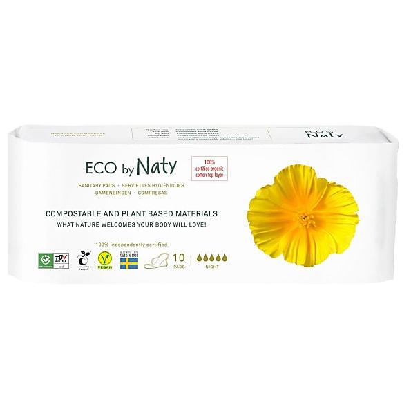 naty - serviettes hygieniques : nuit
