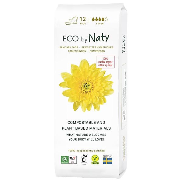 naty - serviettes hygieniques : super