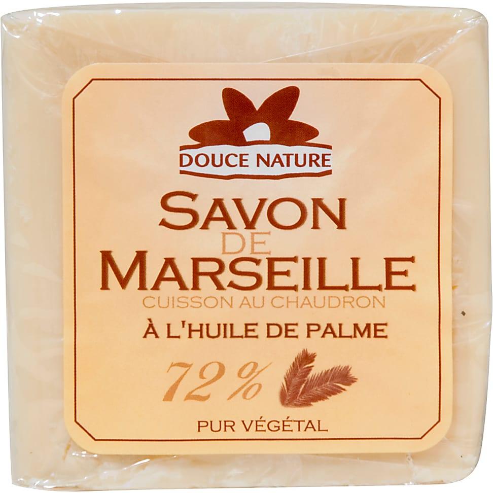 douce nature - savon blanc de marseille - 300g