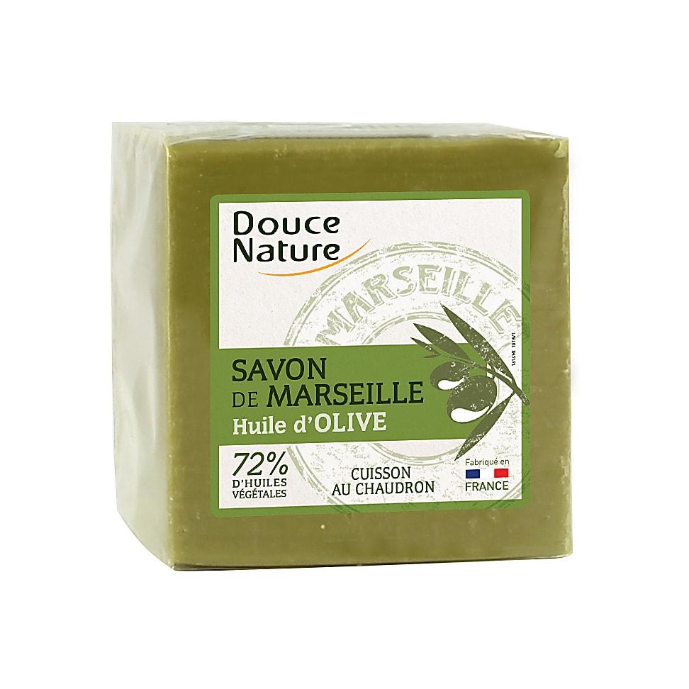 douce nature - savon vert de marseille - 600g