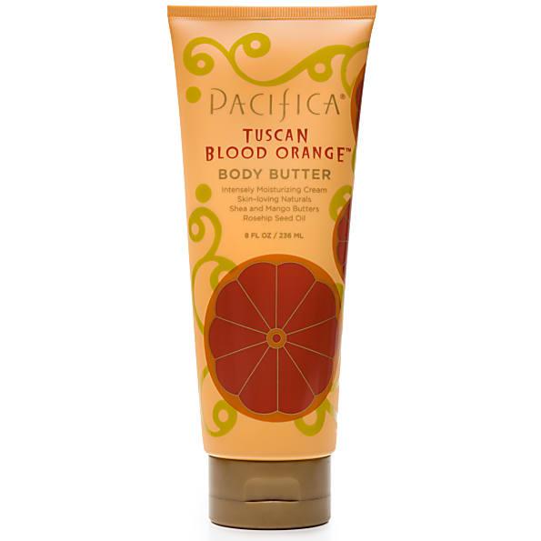 pacifica - beurre corporel - tuscan blood orange - 236ml