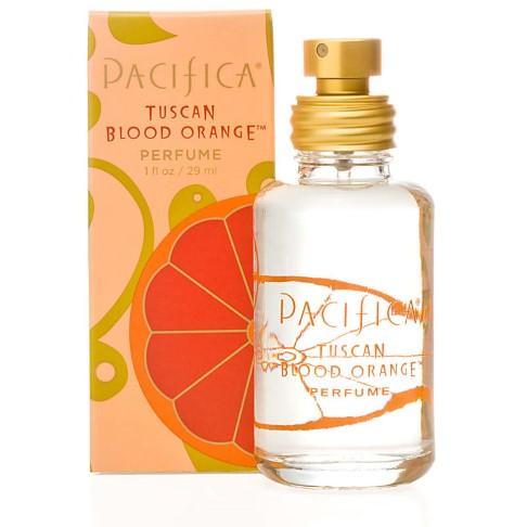 pacifica - parfum spray - tuscan blood orange