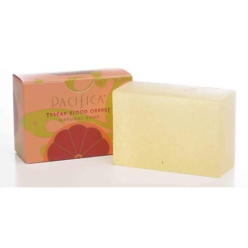 pacifica - savon solide naturel - tuscan blood orange