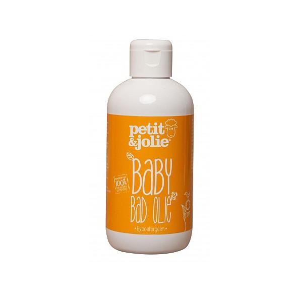 petit & jolie - huile de bain pour bebe