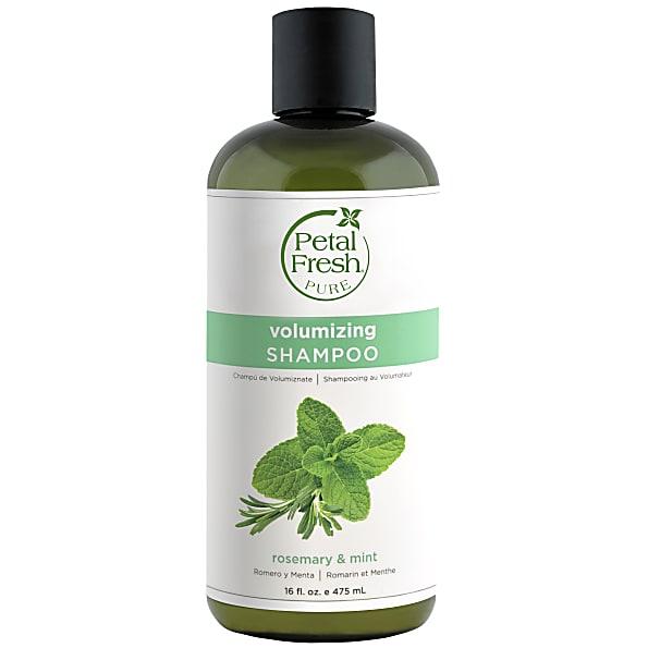 petal fresh - shampoing menthe et romarin