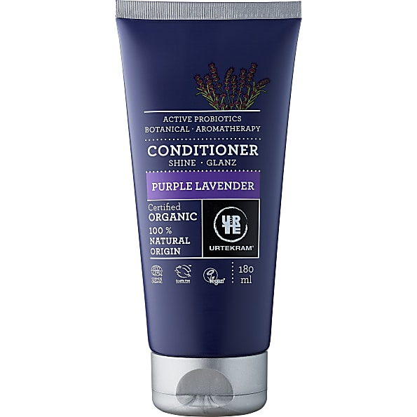 urtekram - apres-shampooing - lavande - 250 ml