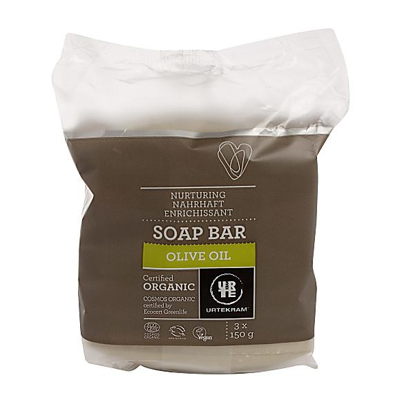 urtekram - savon solide - huile d