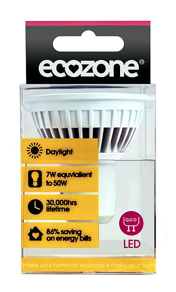 ecozone - ampoule led gu10