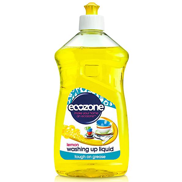 ecozone - liquide vaisselle citron (lemon)