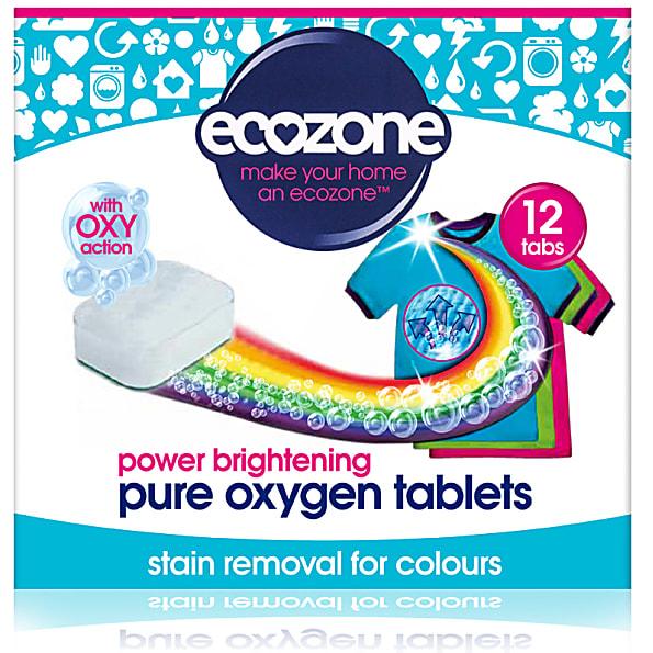 ecozone - pastilles detachantes linge colore