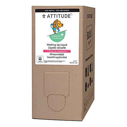Attitude Bulk To Go 2L Liquide Vaisselle & Biberons - Sans Parfum