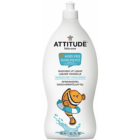 Attitude Liquide Vaisselle pour Bébé - Sans Parfum