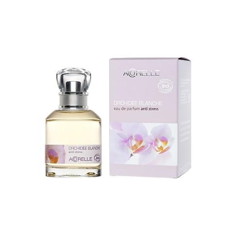 Acorelle - Eau de Parfum Anti-stress - Orchidée  Blanche