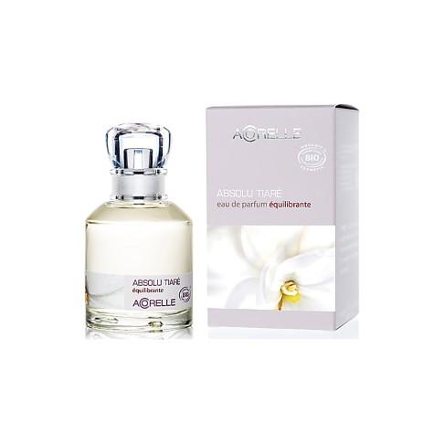 Acorelle - Eau de parfum équilibrante - Absolu Tiaré