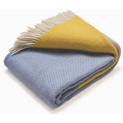 Atlantic Blankets Couverture de Laine - l'Aube