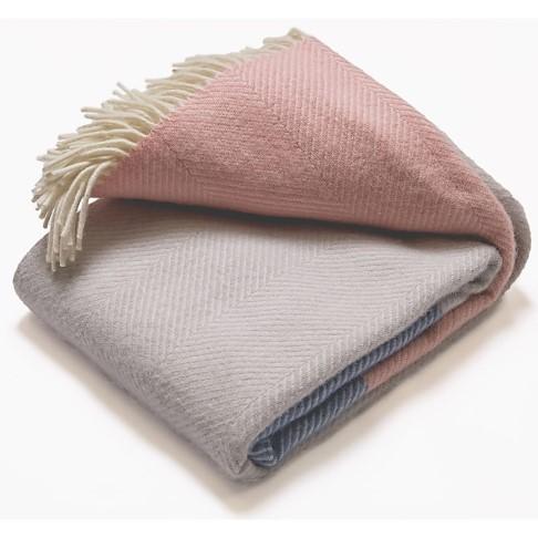 Atlantic Blankets Couverture de Laine - Nuit Tombante