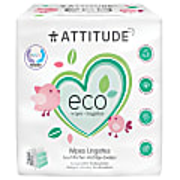 Attitude Lingettes Biodégradables Bébé (3 x 72)