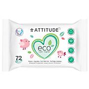 Attitude Lingettes Biodégradables Bébé