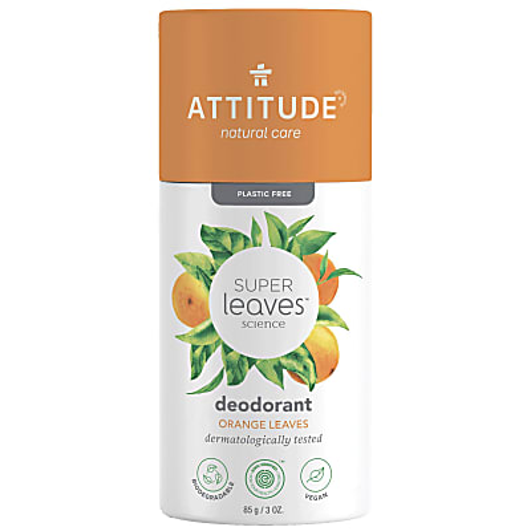 Attitude Super Leaves Déodorant - Feuilles d'Oranger