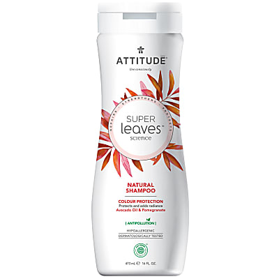 Attitude Super Leaves Shampooing Naturel - Protection Couleur