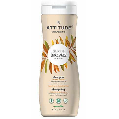 Attitude Super Leaves Shampooing Naturel - Volume & Brillance